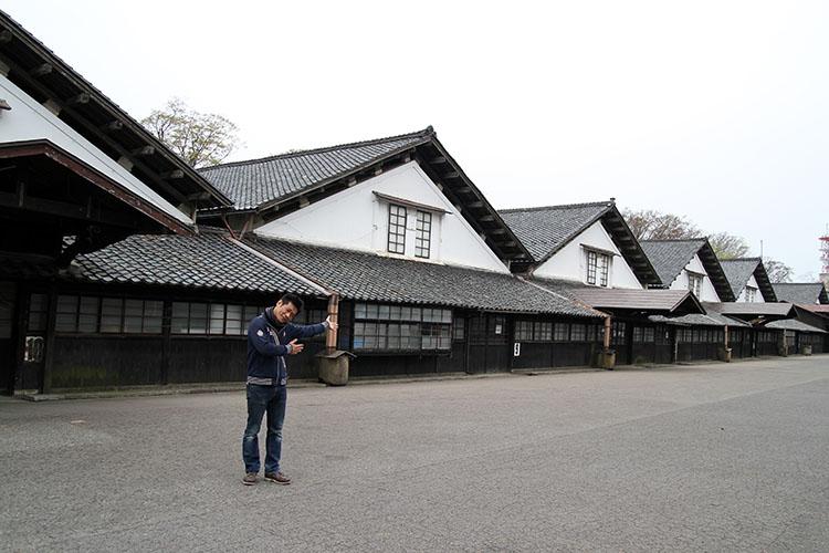 米保管倉庫