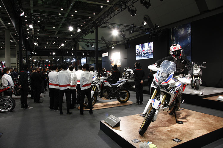 Africa Twin Adventure Sports Concept(コンセプトモデル)