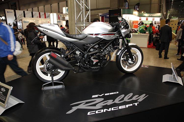 SV650 Rally CONCEPT