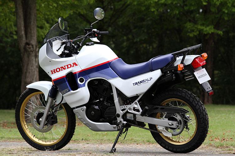 1987年 TRANSALP600V