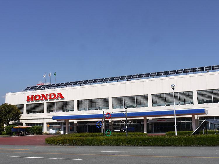 熊本製作所創業時からの建物