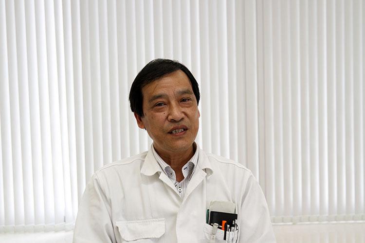 原田博則さん