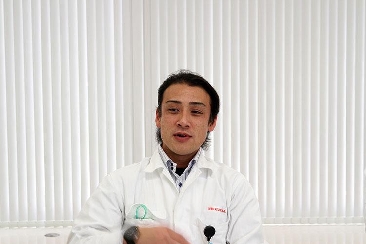 中村賢幸さん