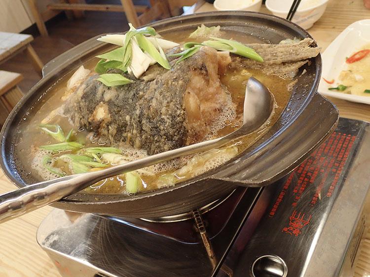 1313たまには17魚の鍋です。