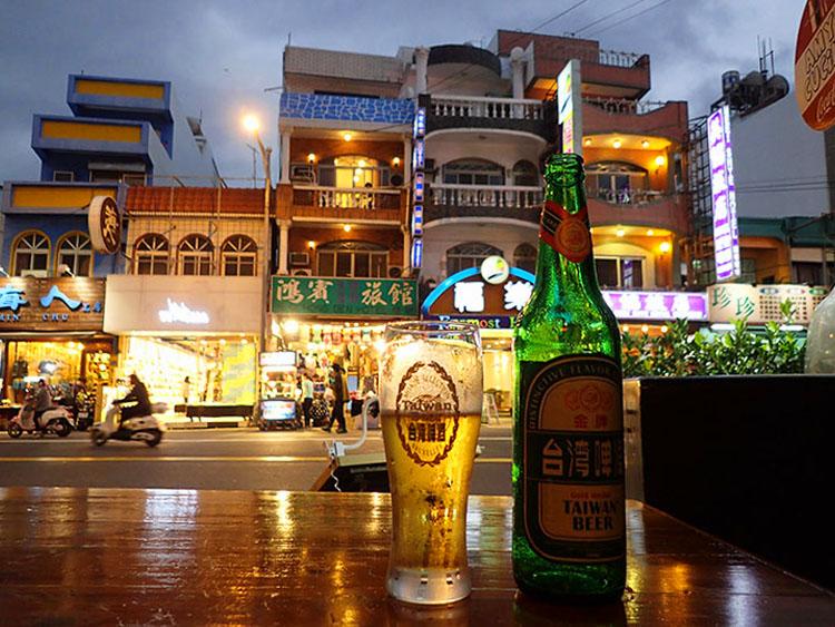 20台湾ビール