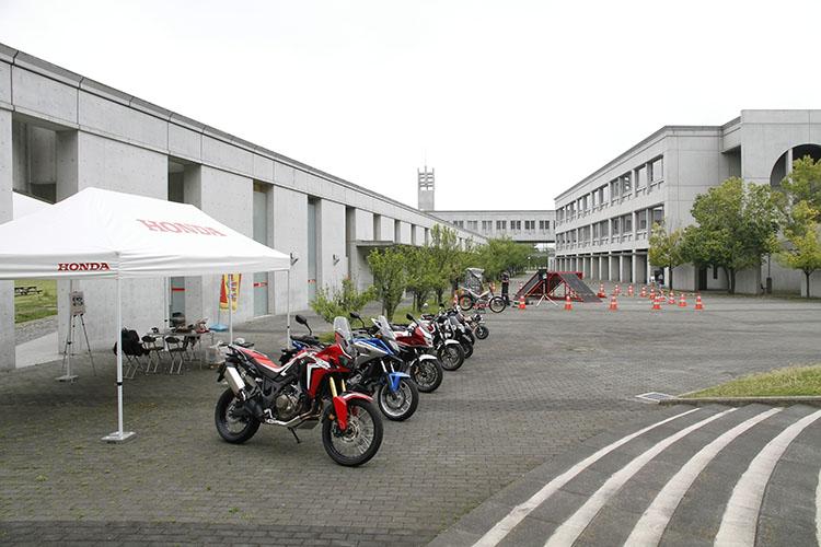 モーターサイクルカレッジ2016