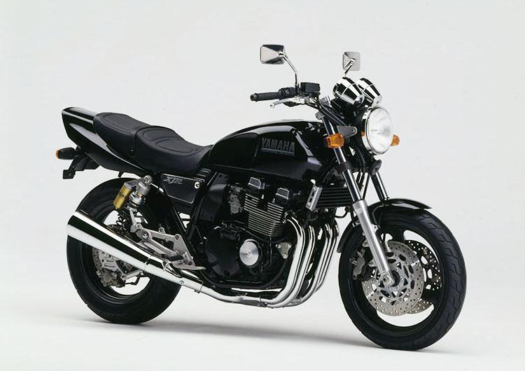 XJR400S ブラック2