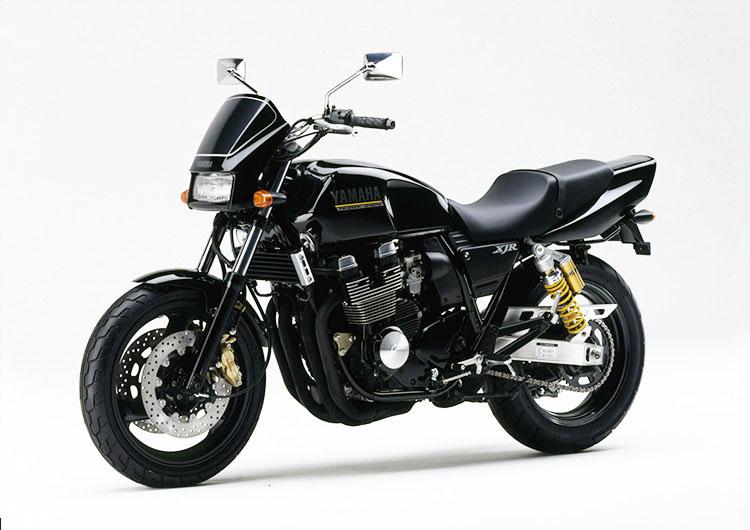 XJR400RⅡ ブラック2
