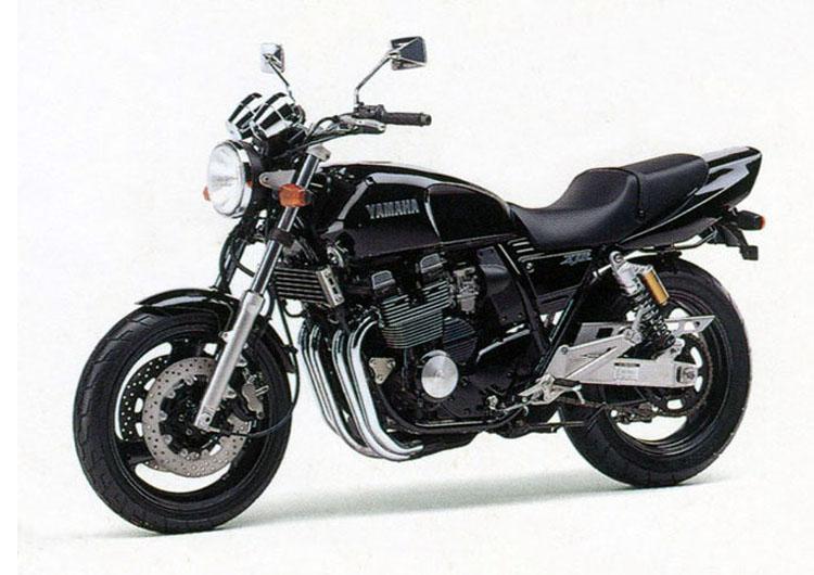 XJR400R ブラック2