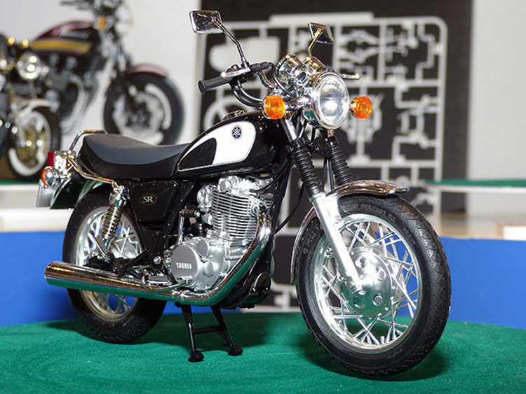 7ヤマハSR400/500