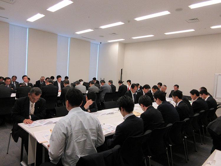 5月26日、大盛況となったPT第3回会合
