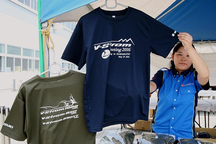 イベントロゴに加えて「がまだすばい(がんばろう)熊本」がデザインされた熊本地震チャリティのオリジナル湯呑300個、オリジナル記念Tシャツ500枚が完売