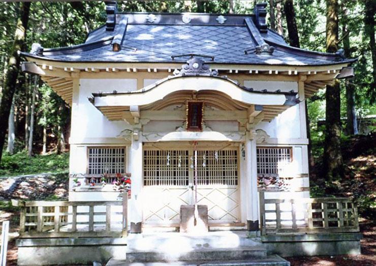 奈良王神社