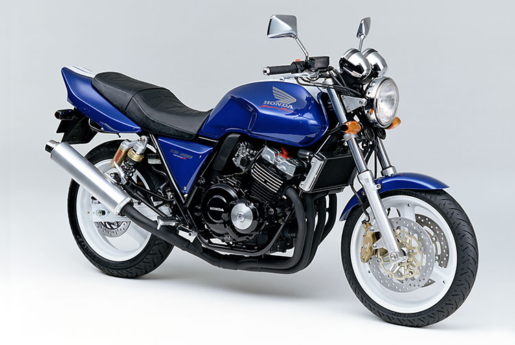 CB400SUPER FOUR Version S Limited Edition