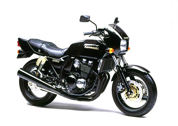 ZRX(ZR400-E1) ブラックパール