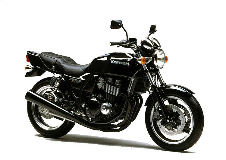 ZRXⅡ(ZR400-F1) ブラックパール