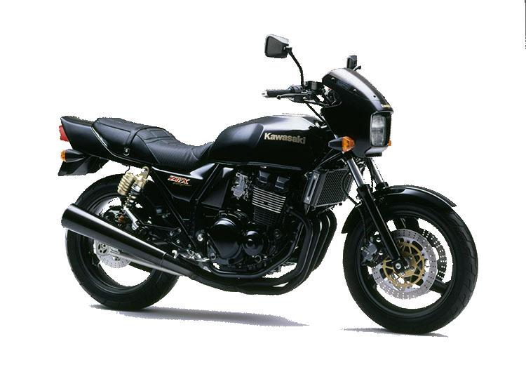 ZRX(ZR400-E2) ブラックパール