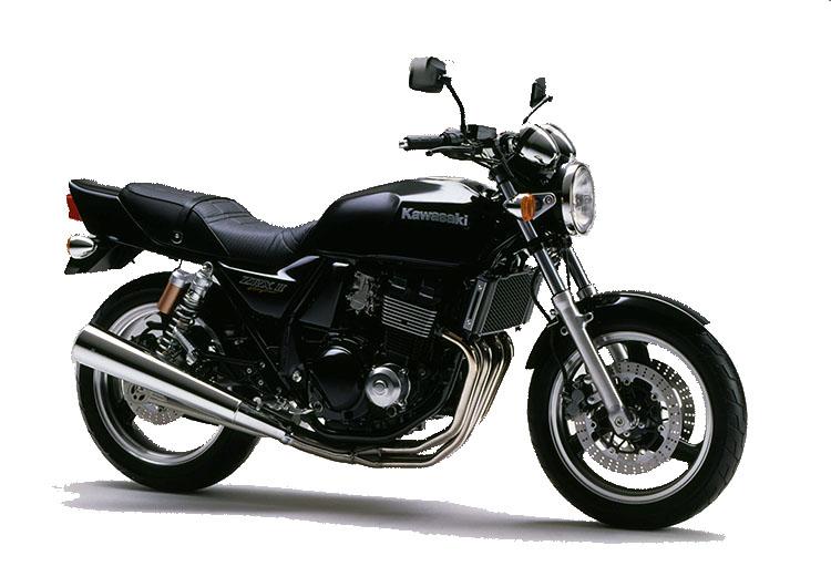 ZRXⅡ(ZR400-F2) ブラックパール
