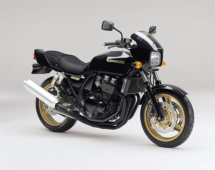 ZRX(ZR400-E8) パールミスティックブラック