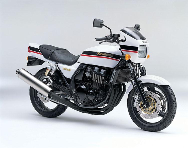 ZRX(ZR400-E9) パールクリスタルホワイト