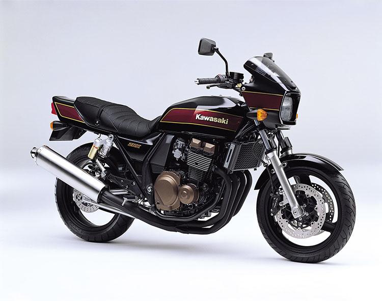 ZRX (ZR400-E10) エボニー