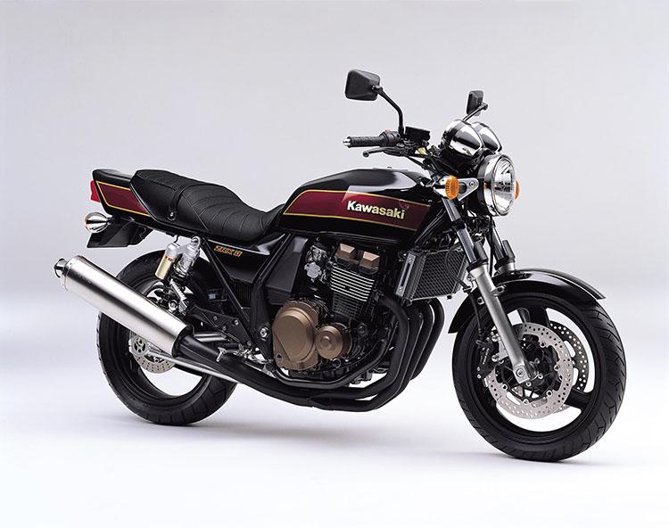 ZRXⅡ(ZR400-F10) エボニー