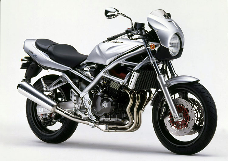 GSX400IMPULSE アーバングレイミディアムメタリック
