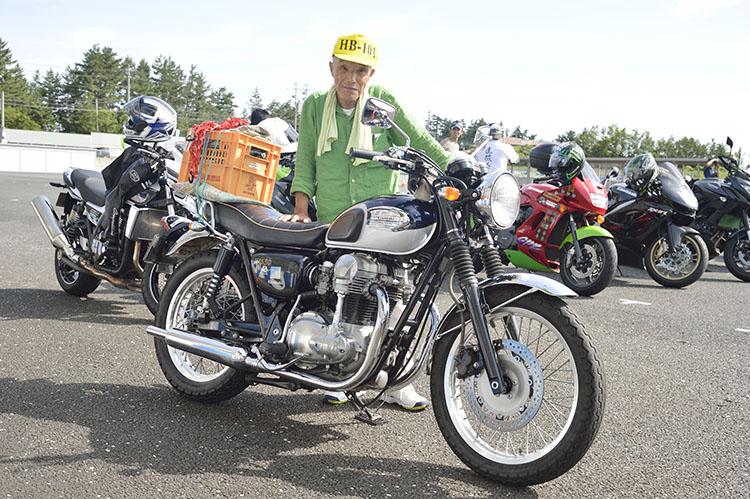 有田四郎さん W650