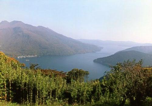 芦ノ湖をぐるりと一周
