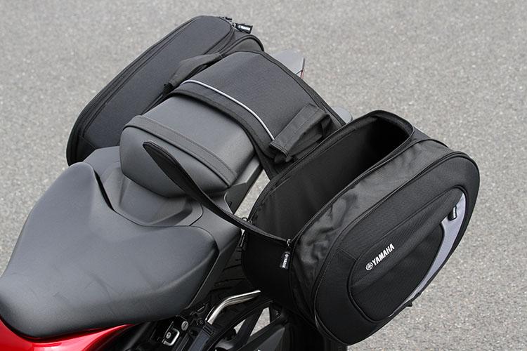ソフトサイドバッグ