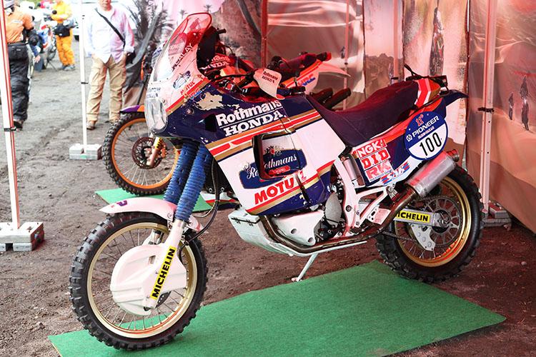 1989年NXR750