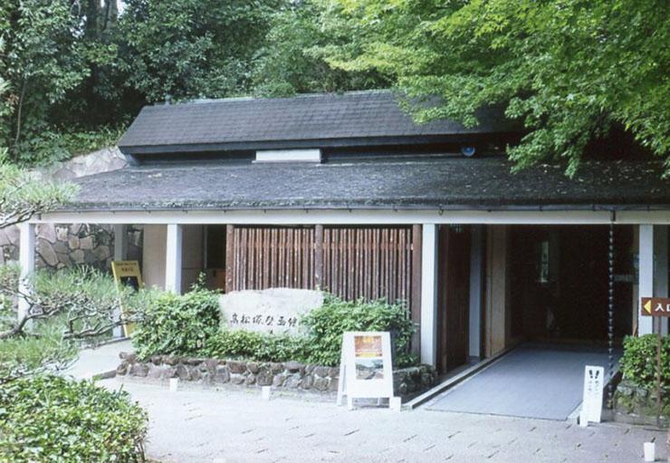 高松塚古墳の壁画を再現