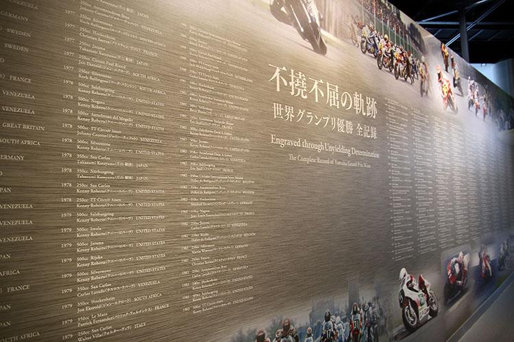 レース展示ZONE