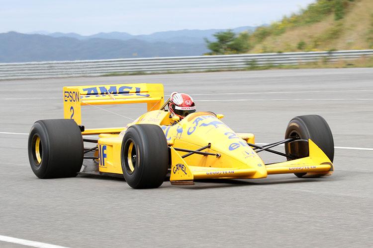 ロータスホンダ100T(1998)