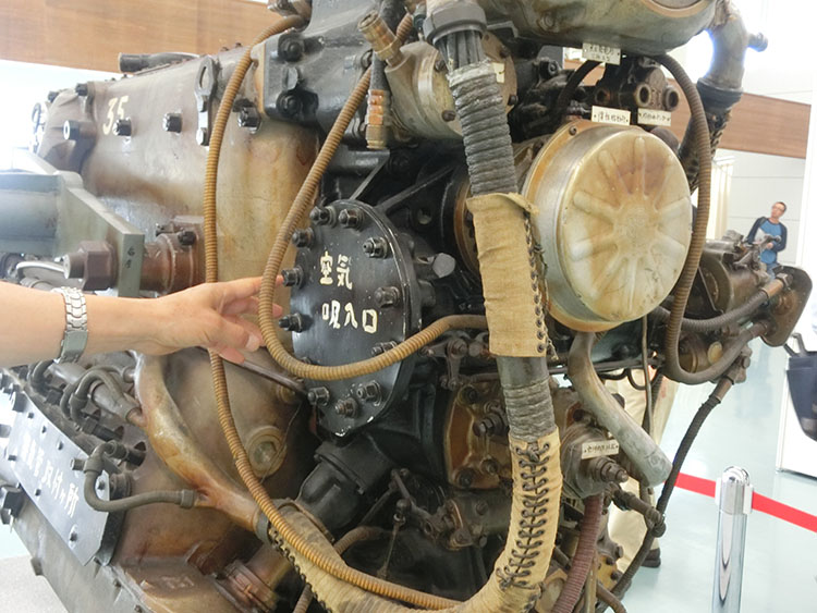 ハ140エンジン