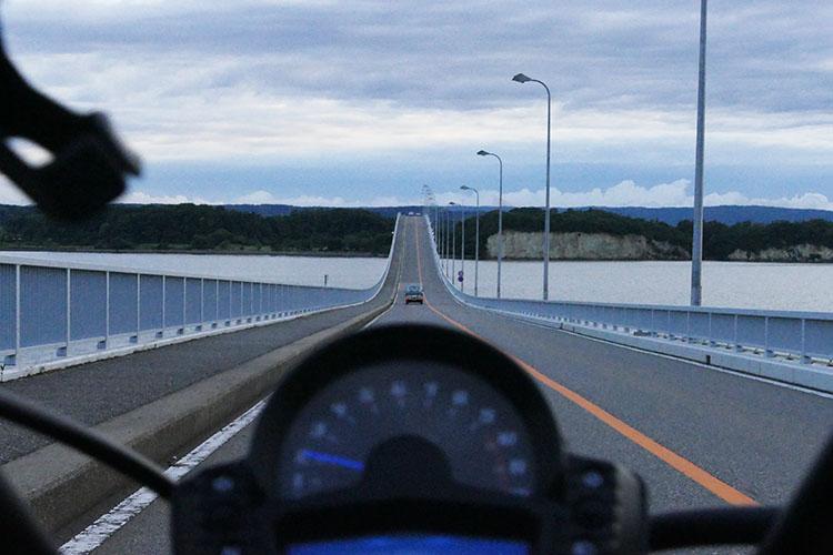 今回の目玉であります橋