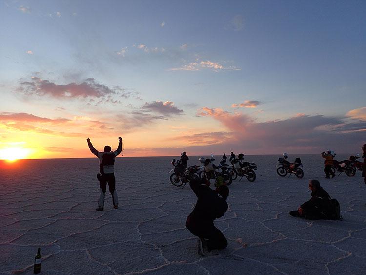 9地球で一番美しい夕日