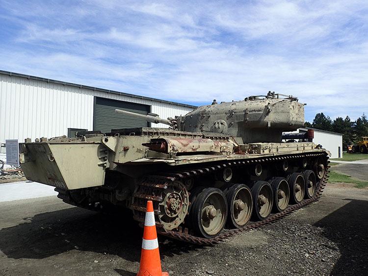 5イスラエル軍の戦車です