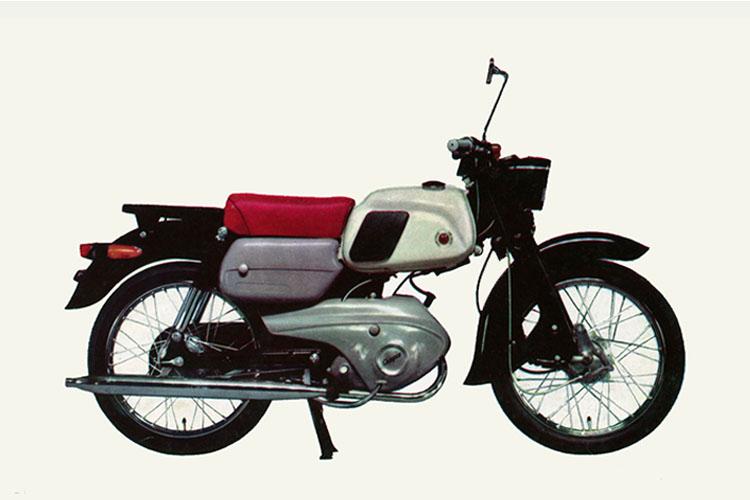 1968年 ブリヂストン BSチャンピオン3型