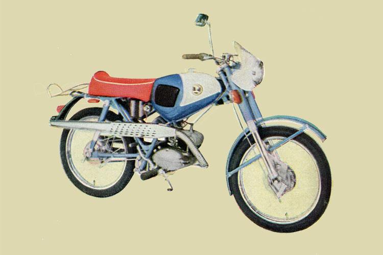 1965年 HONDA ベンリイCS50