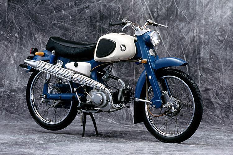 1960年 スポーツカブC110