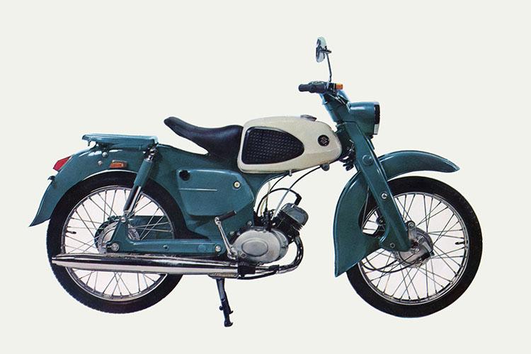 1962年 SUZUKI セルペット50MD
