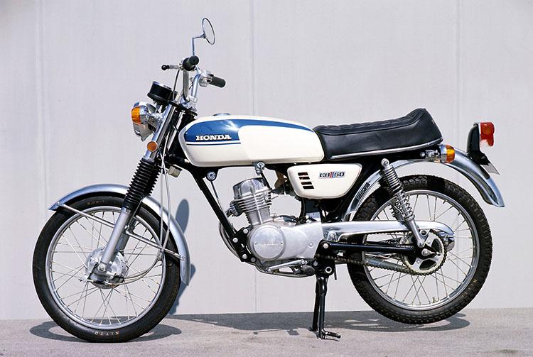 1971年6月 ベンリイCB50