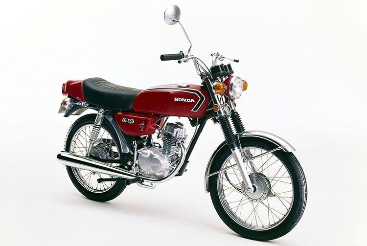 1973年5月 ベンリイCB50JX