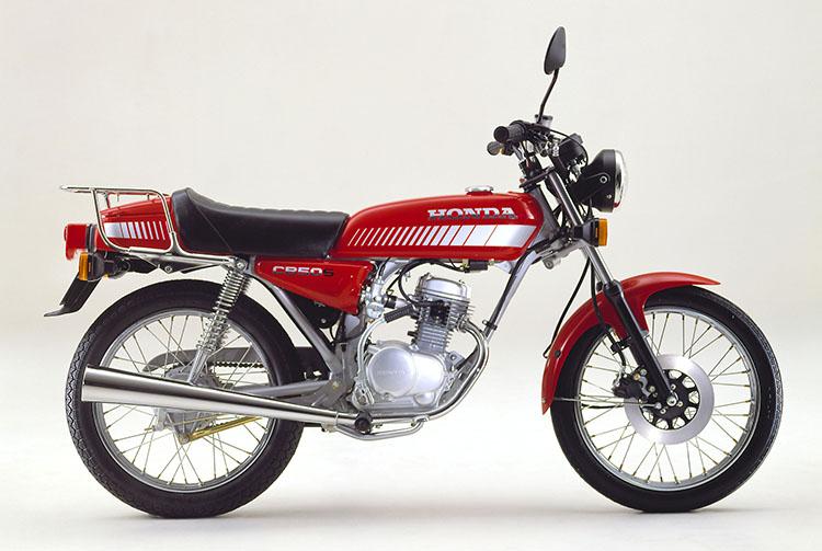 1981年2月 CB50Sモンツァレッド