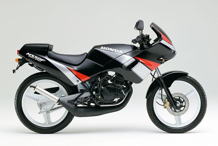 1990年2月NS50F ブラック
