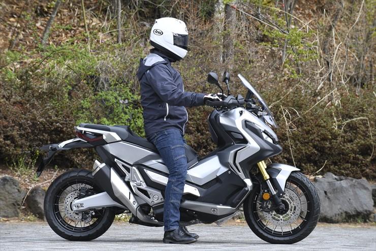 Honda X-ADV 試乗 『オンもオフ...