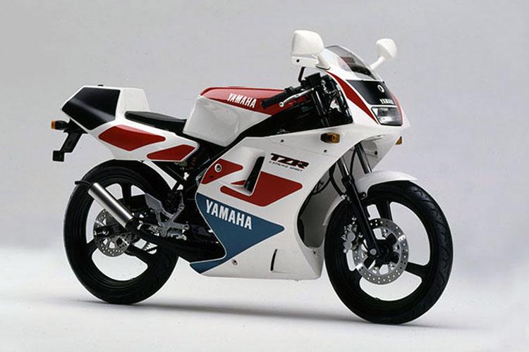 1992年2月 TZR50(3TU3) ホワイト