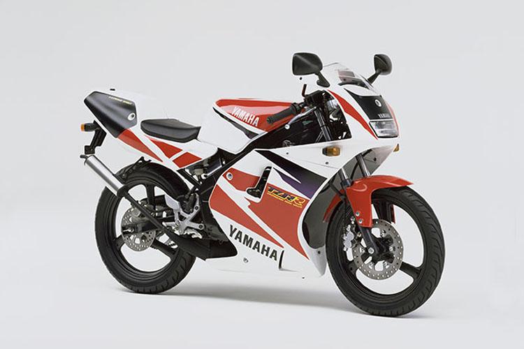 1997年2月 TZR50R(4EU4) ラジカルホワイト