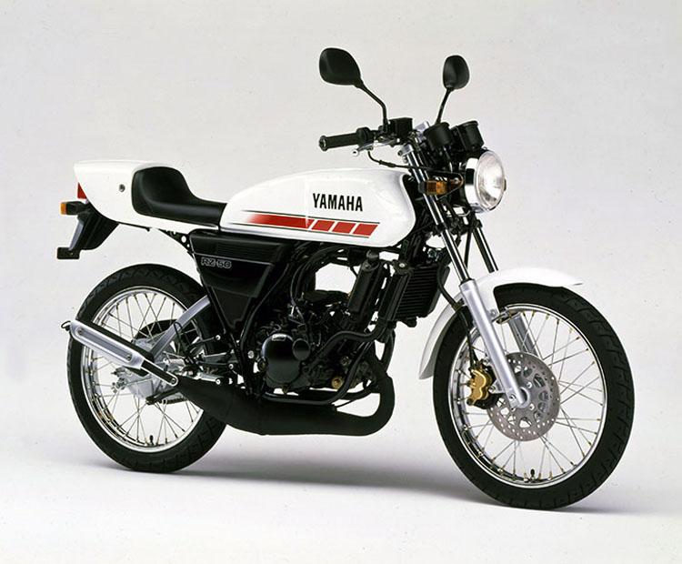 2000年2月 RZ50(RJ02J) ラジカルホワイト